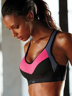 Incredible by Victorias Secret Strappy-back Sport Bra