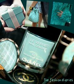Spring/summer 2012 ICE MINT MUST TO HAVE