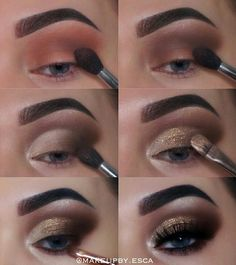 Makeup Bag From Placemat Smokey Grey Eye Makeup Tutorial! - Makeup Tutorial For Teens Makeup 101, Mac Makeup, Makeup Goals, Skin Makeup, Makeup Inspo, Eyeshadow Makeup, Makeup Inspiration, Eyeshadows, Grey Eye Makeup