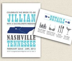 Printable Bachelorette Party Invitations, Girls Night Out Party, Lingerie Party, DIY, Skyline, Bridal Shower, Lingerie Shower on Etsy, $32.00