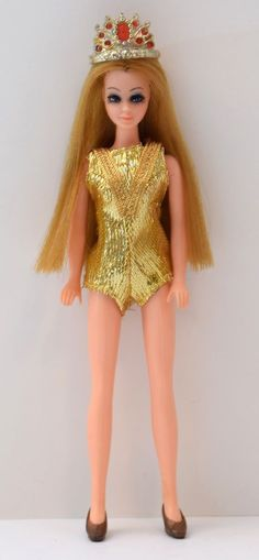 Topper Dawn Doll - Beauty Pageant Dawn, Pageant Suit, Crown, & Shoes! Lot B4 #Topper #DollswithClothingAccessories