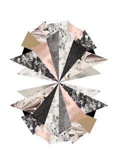 50x70 cm Artprint by Kristina Krogh