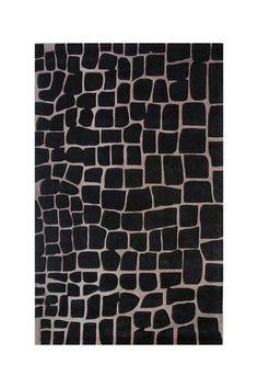 Crocodile area rug by nuLOOM at HauteLook