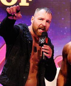 Dean on Moment of Bliss Wrestling Superstars, Women's Wrestling, Renee Young Wwe, Jonathan Lee, Wwe Dean Ambrose, Nxt Divas, Cm Punk, Seth Rollins, Professional Wrestling