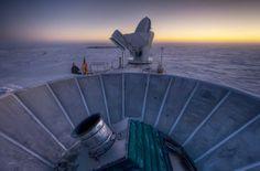 Cientistas detectam pela primeira vez ecos diretos do Big Bang Importante descoberta ajuda a esclarecer origem do universo. É a 1ª evidência...