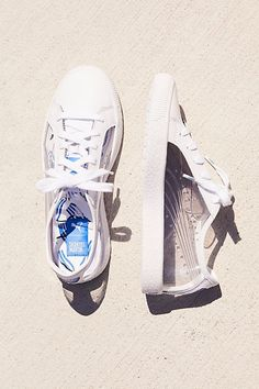 cfc784bc94bf Clyde Clear Sneaker. Womens Summer ShoesCute ...