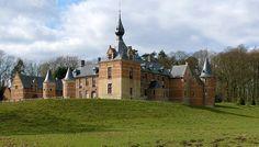 Château de Leefdaal ~ Châteaux Forts Médiévaux de Belgique et Moyen Âge