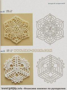 Crochet patterns, crochet stitches and inspiration.