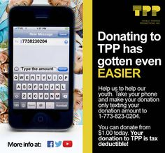 Donating to TPP has gotten even EASIER. http://totallypositiveproductions.com/