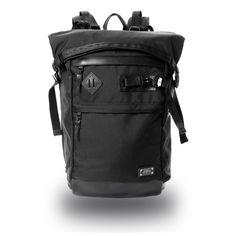 AS2OV (Assobu) EXCLUSIVE BALLISTIC NYLON ROLL BACKPACK - roll back pack backpack…