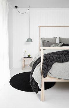 Nord House: Eine Skandinavische Oase In Australien Schlafzimmer Ideen,  Schlafzimmer Einrichten Ideen, Schlafzimmer
