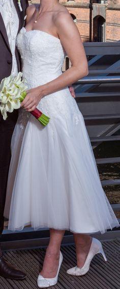 ♥ Brautkleid Gr. 36 / Lilly ♥  Ansehen: http://www.brautboerse.de/brautkleid-verkaufen/brautkleid-gr-36-lilly/   #Brautkleider #Hochzeit #Wedding