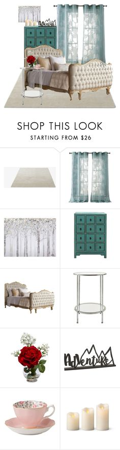 """room set"" by itsbree013 ❤ liked on Polyvore featuring interior, interiors, interior design, home, home decor, interior decorating, &Tradition, Kensie, Yosemite Home Décor and Home Decorators Collection"