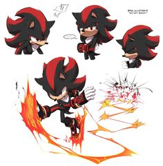 *IF* Shadow's in sonic (concept art) by Sonic The Hedgehog, Hedgehog Movie, Hedgehog Art, Shadow The Hedgehog, Touko Pokemon, Marvel Comics, Sonic The Movie, Desenhos Cartoon Network, Gaming