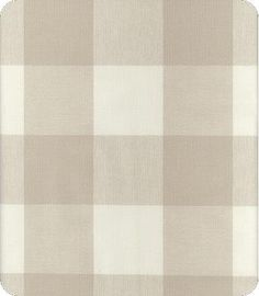 buffalo check $19.98/yd fabric store in Atlanta, will send swatch (linen)