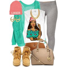 Fashion Killaa, created by annellie on Polyvore