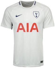 Nike Men's Tottenham Hotspur Fc Club Team Home Stadium Jersey - White M