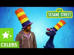 "Aziz Ansari Dons Chicken Suit For His Appearance On ""Sesame Street"""