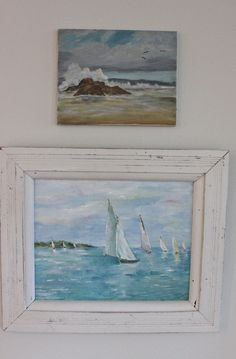 forever*cottage: Collecting seascapes.....