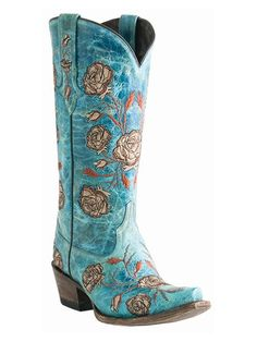 Your Guide to Buying Lucchese Boots for Women