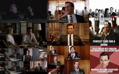 While Jon Hamm isn't so appreciate of all the 'crotch watch' blogs that have surfaced about him, something tells me his Mad Men alter ego Don Draper would probably enjoy it more. Any fan of the show knows how ole Don loves to give his life lessons to anyone who's listening while sipping a cocktail, below are some of his best from the previous 5 seasons to get you primed for Season 6.