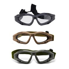 tactical glasses, tactical goggles, shooting goggles, paintball goggles-Product Center-Sunnysoutdoor Co., LTD-