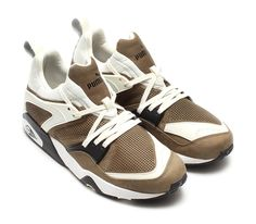 low priced 060d1 6fe54 Puma Blaze of Tech – Burnt Olive Chaussure, Chaussures Nike Pas Cher, Chaussures  Nike