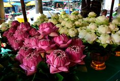 The Scented Colours Of Pak Klong Talat Wedding Bouquets, Wedding Flowers, Bangkok, Elephant Wedding, Flower Market, Floral Crown, Floral Arrangements, Wedding Styles, Destination Wedding