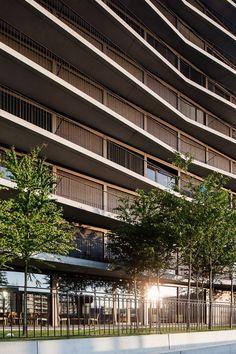 Galeria - Residência Estudantil / Lacroix Chessex - 171