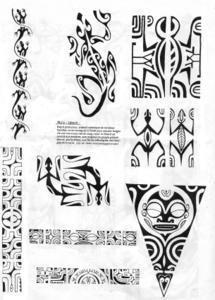tatouage polyn sien histoire symbolique et motifs des. Black Bedroom Furniture Sets. Home Design Ideas