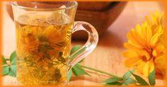 čaj od nevena za lice | ciste | dejstvo | priprema  Kako se priprema lekoviti čaj od nevena !