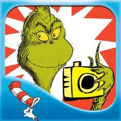 Dr. Seuss Camera, The Grinch Edition – App Review | BridgingApps