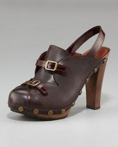 See by Chloe Clogs  #Fashion #Shoes #Coolfinds