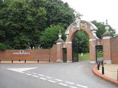 Lord Wandsworth College - Main Gates