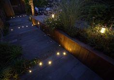 stunning pathway lighting!  #gardenlighting certified-lighting.com
