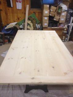 plain ping pong table