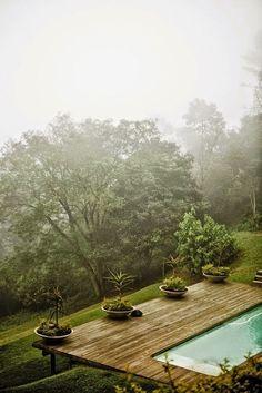 ♣ Luxury HOME Design ♣ ♦dAǸ†㉫♦ Beautiful pool and deck in Backyard