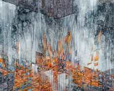 — Jacob van Loon The Confluence Watercolor,...