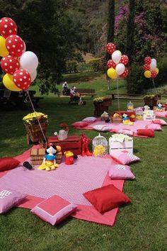 Ideas para fiestas infantiles - Style Lovely #Cumpleaños, #Fiestas, #Fiestas_Infantiles, #Manualidades