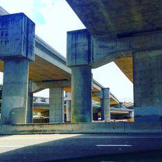 "#california #sanfrancisco #sf #photography #artchallenge #art #artaday ""underpass"""