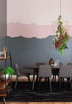 Haymes colour launch Exotic Botanic copy Color Trends: Haymes Color Forecast 2015 - Decoration for House Interior Walls, Home Interior Design, Interior And Exterior, Color Inspiration, Interior Inspiration, Deco Pastel, Wall Colors, Paint Colours, Color Trends