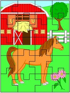 FREE Printable Jigsaw Puzzles - page 2