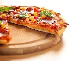Organic Coconut Flour Recipe Grain-Free Coconut Flour Pizza Crust | Edward & Sons™ Recipes