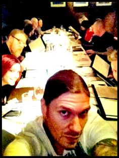 Mr. Brent Smith and the Shinedown crew