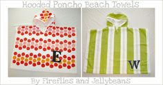 I wanted to get this project ready so that you have lots of time to make it for summer! This is such an easy way to make a beach towel i...
