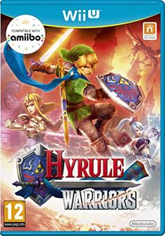 Hyrule Warriors. I played it on the Wii U.