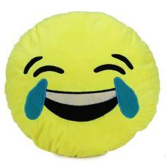 #Emoji #Emoticon #Pillow