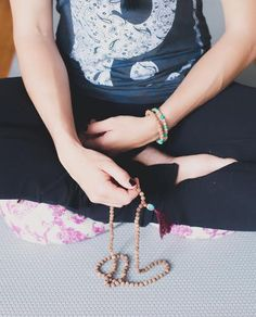 How to activate the energy and intention of your mala beads   Mala Collective