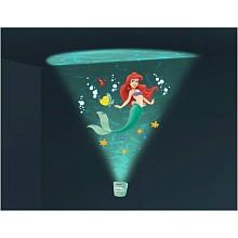 Wild Walls Little Mermaid Light & sound night light...love!