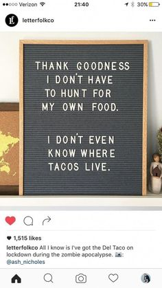 Ideas For Quotes Funny Food Words Word Board, Quote Board, Message Board, Felt Letter Board, Felt Letters, Felt Boards, Quotable Quotes, Me Quotes, Funny Quotes